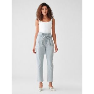 🆕DL1961 Susie Paper Bag High Rise Tapered Pants